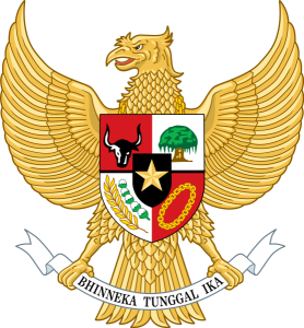 Coat of Arms Indonesia