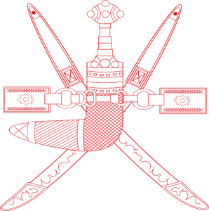 Coat of Arms Oman