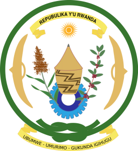 Coat of Arms Rwanda