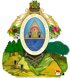 Coat of Arm Honduras