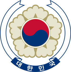 Coat of Arms South Korea