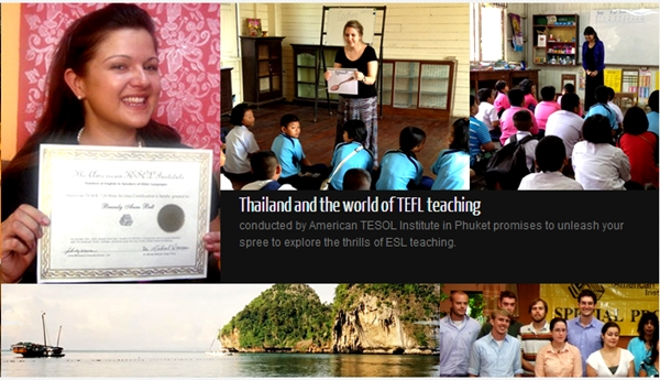 TESOL Special Thai Project