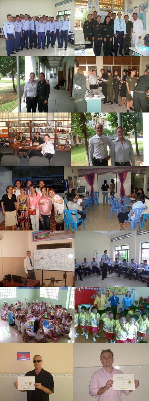 American TESOL Cambodia