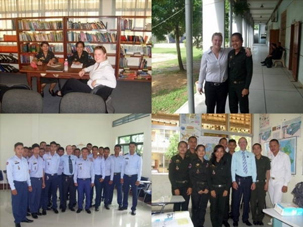 American TESOL Institute Cambodia LP