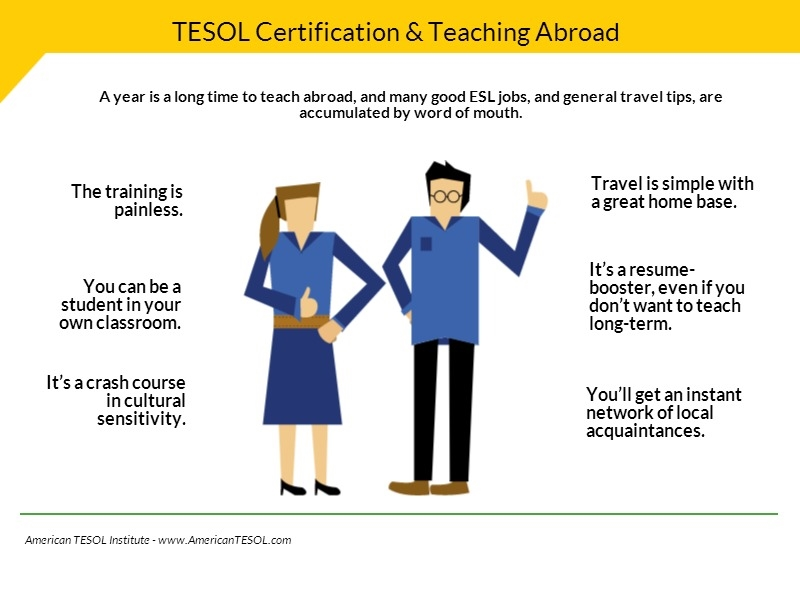 Hidden Gems Of Being A Tesol Teacher Abroad American