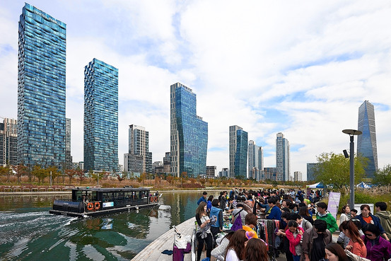 Go Teach English Abroad In Songdo South Korea American