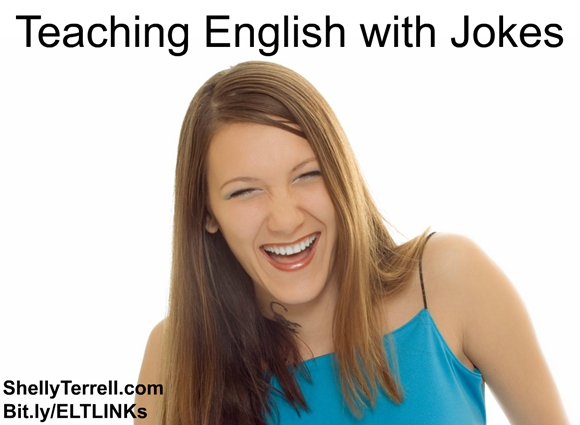 Teaching English with Jokes