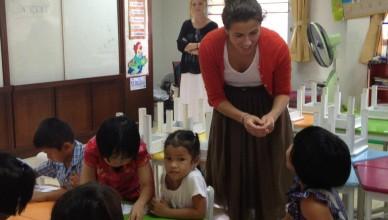 Sponsor a Teacher, Middle East