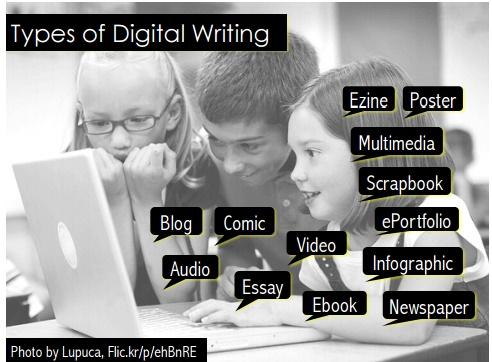 Teaching Writing to Digital Learners, #AmTESOL Webinar