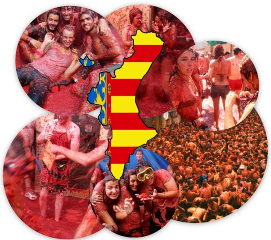 Teach Abroad in Buñol, Spain, Home to the World's Biggest Tomato Fight
