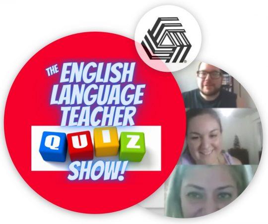 English Teacher Quiz Show