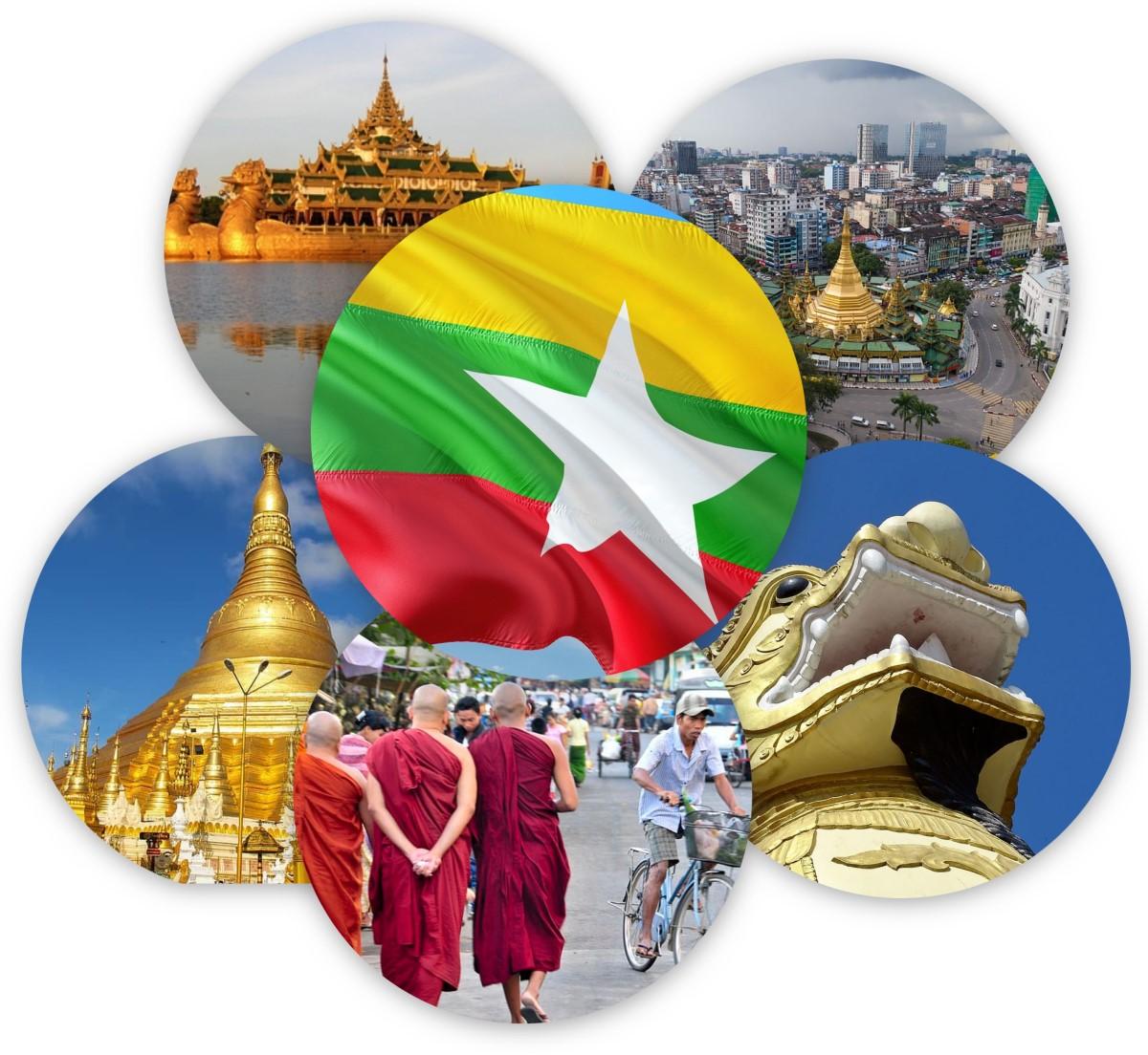 country myanmar report