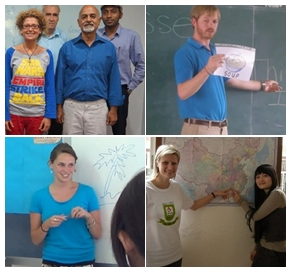 The Sit Tesol Certificate Course Teaches Fundamentals Of English Language Teaching