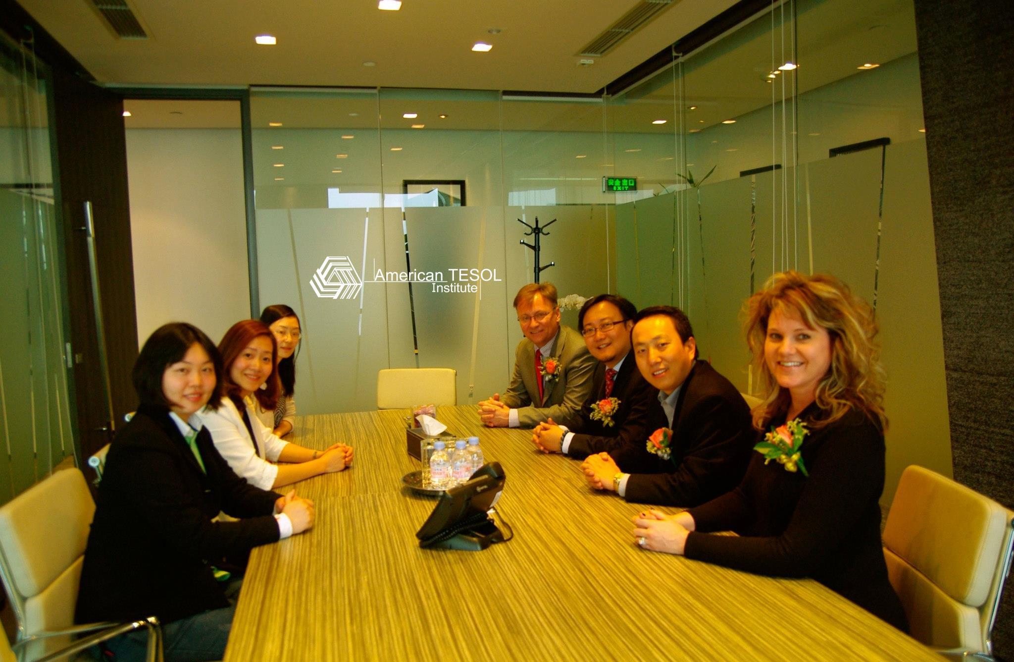 Teach English in Shanghai, China