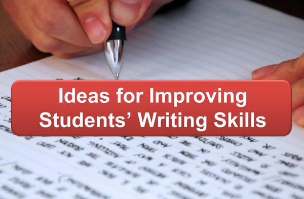 ways to improve writing skills As someone who writes a ton, i'm always looking for ways to improve my output improving my writing skills, this article looks like a real gem to me.