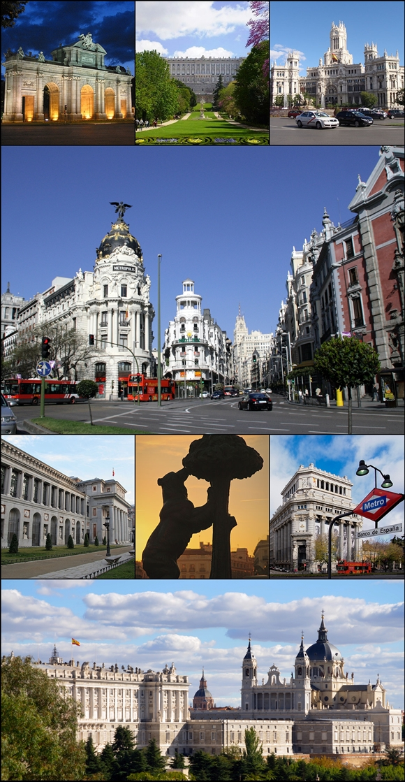 Teach English Madrid