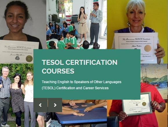 TESOL Course Catalogs