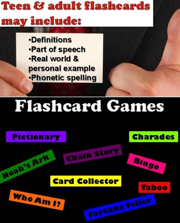 American TESOL Webinar - Flashcard Fun