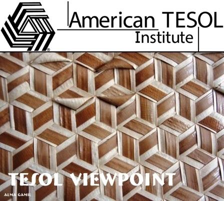 #AmericanTESOL Viewpoint - #Teacher Essays