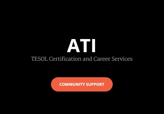 TESOL Institute Community Support