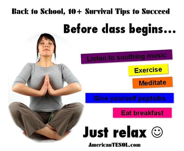 Back to School, 10+ Survival Tips to Succeed