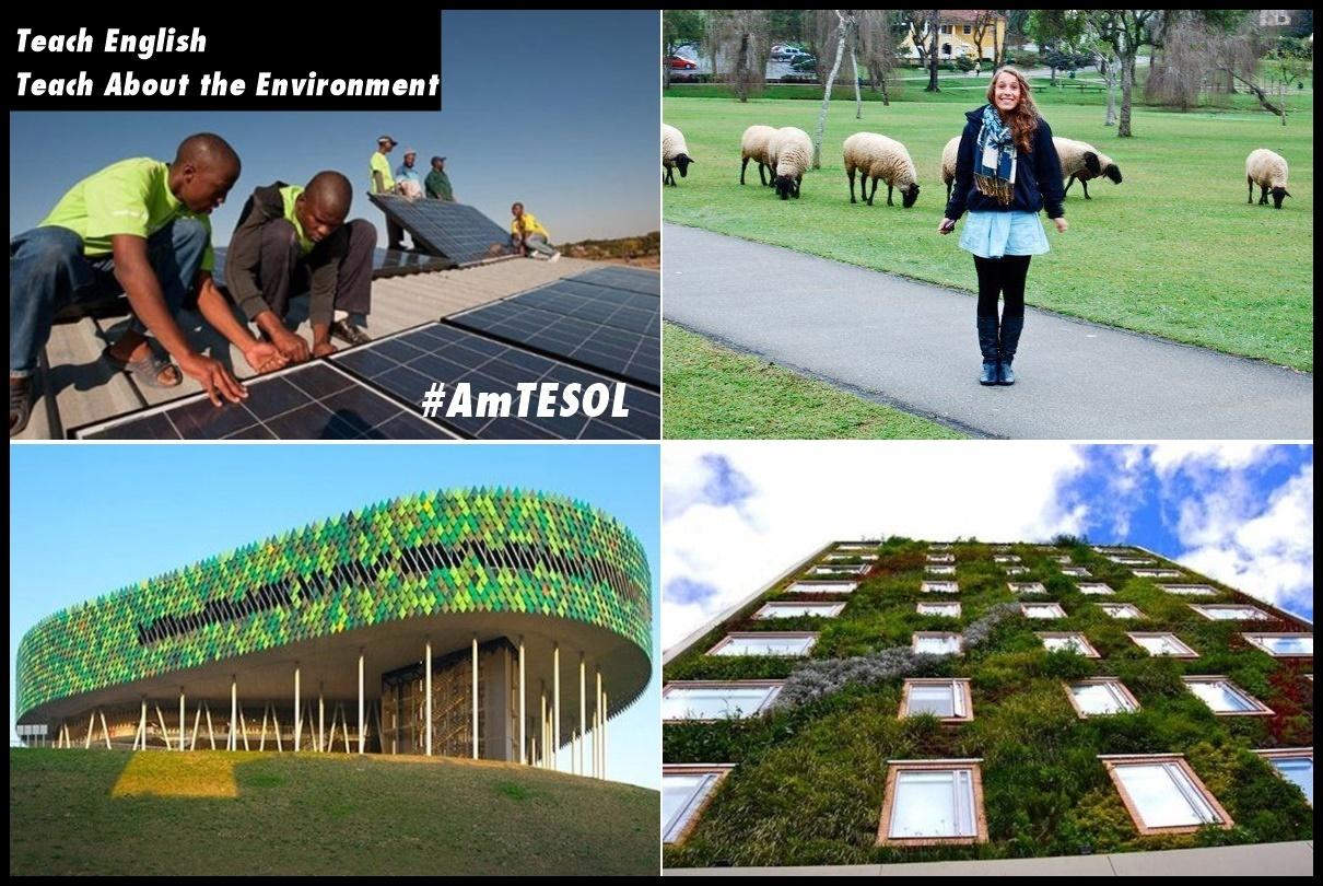 Teach English, Teach about the Environment