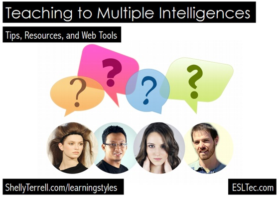 #AmTESOL Webinar, Teaching to Multiple Intelligences