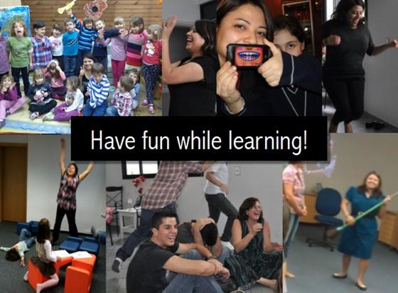 Engaging Students with Humor, #AmTESOL Webinar