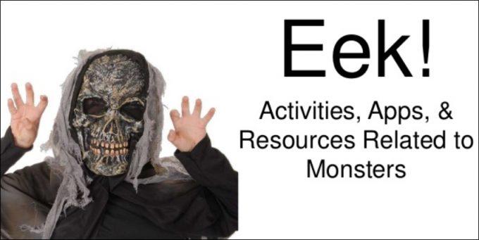 Monster_Teaching_English