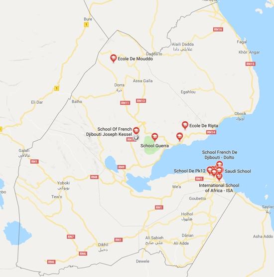 TESOL_Schools_Djibouti