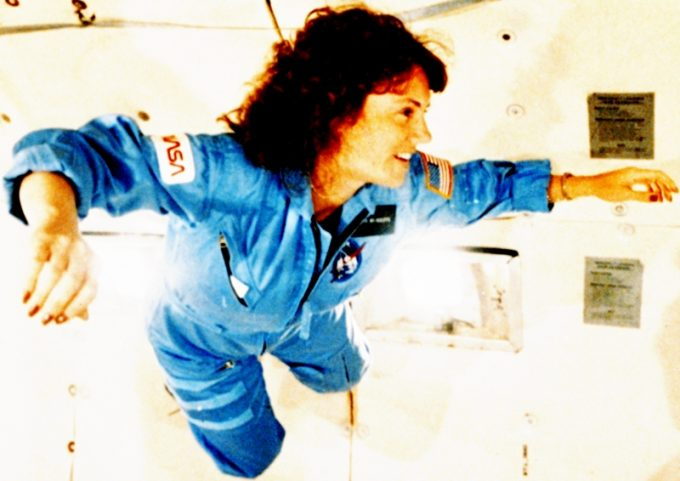 Celebrate Women's History Month by Honoring Christa McAuliffe